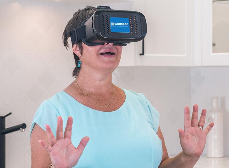 Virtual Reality Kitchens