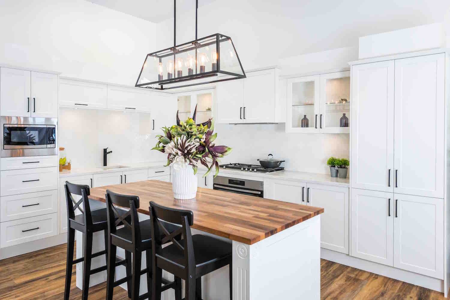 Style Your Kitchen Like A Designer Wallspan Kitchens Adelaide
