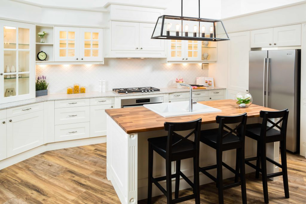 which kitchen benchtop is right for you wallspan