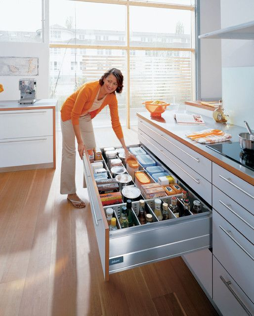 Deep Kitchen Cabinet Solutions: 4 Clever Kitchen Storage Ideas