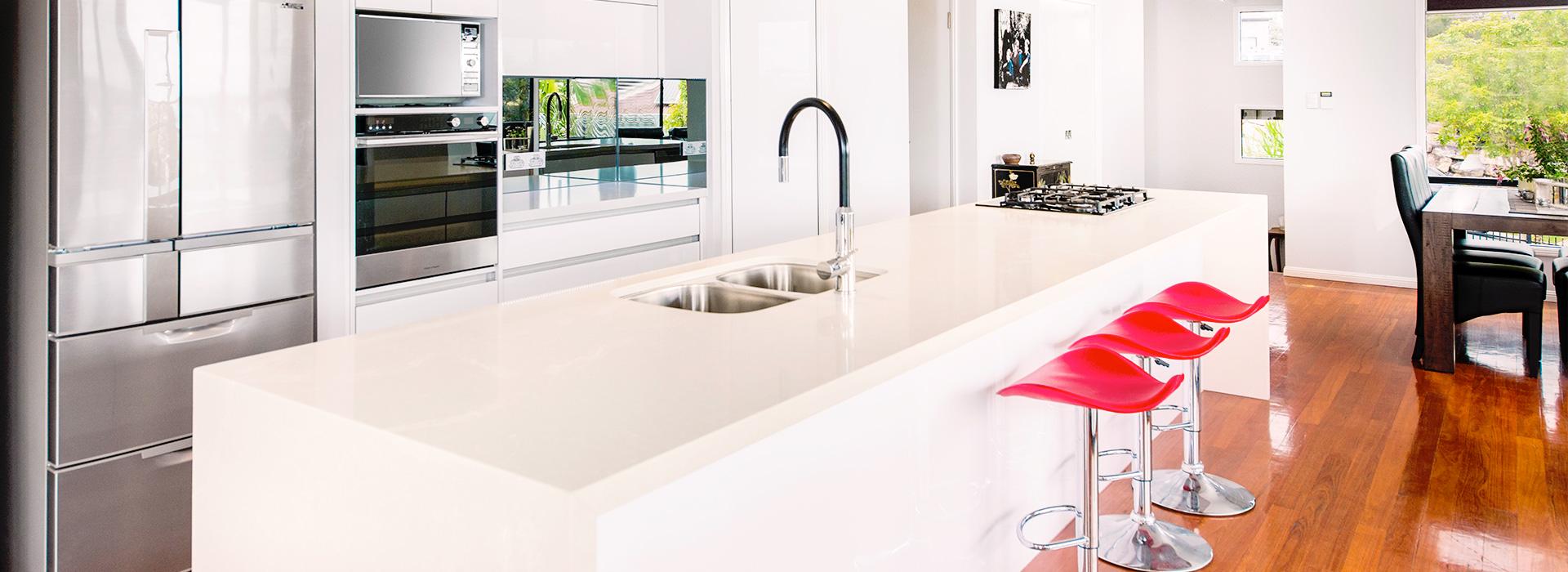 Kitchen Renovations and Wardrobe Design | Wallspan Adelaide