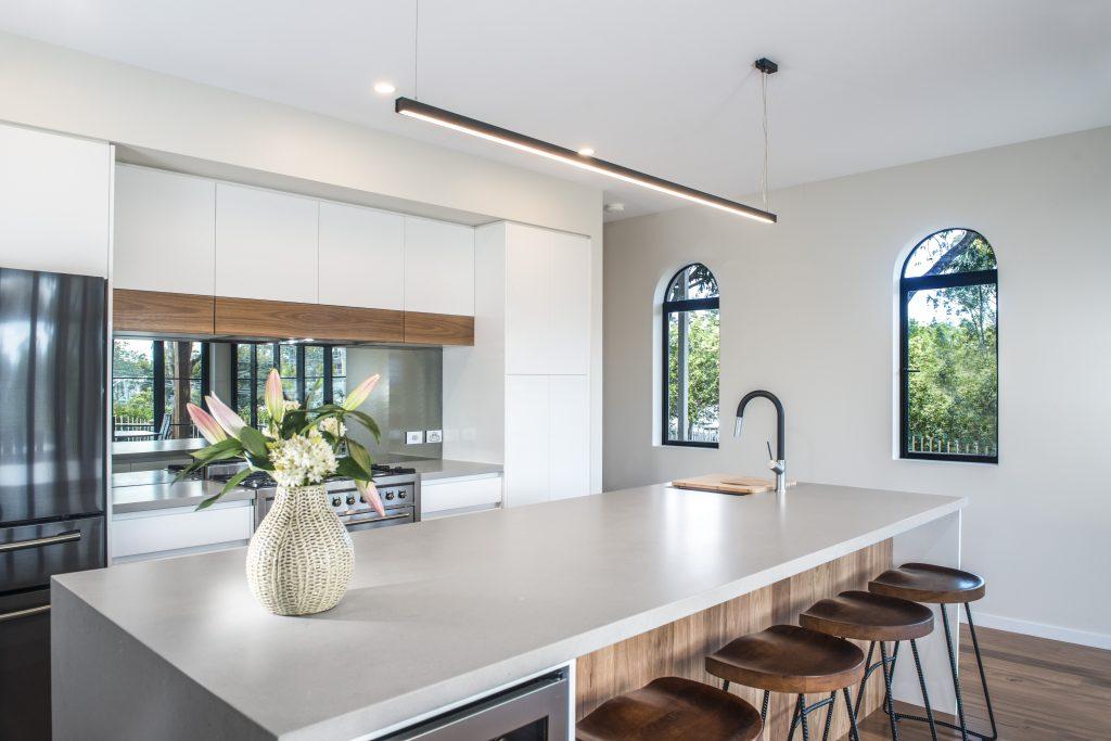 Caesarstone Benchtops - Wallspan Kitchens Adelaide