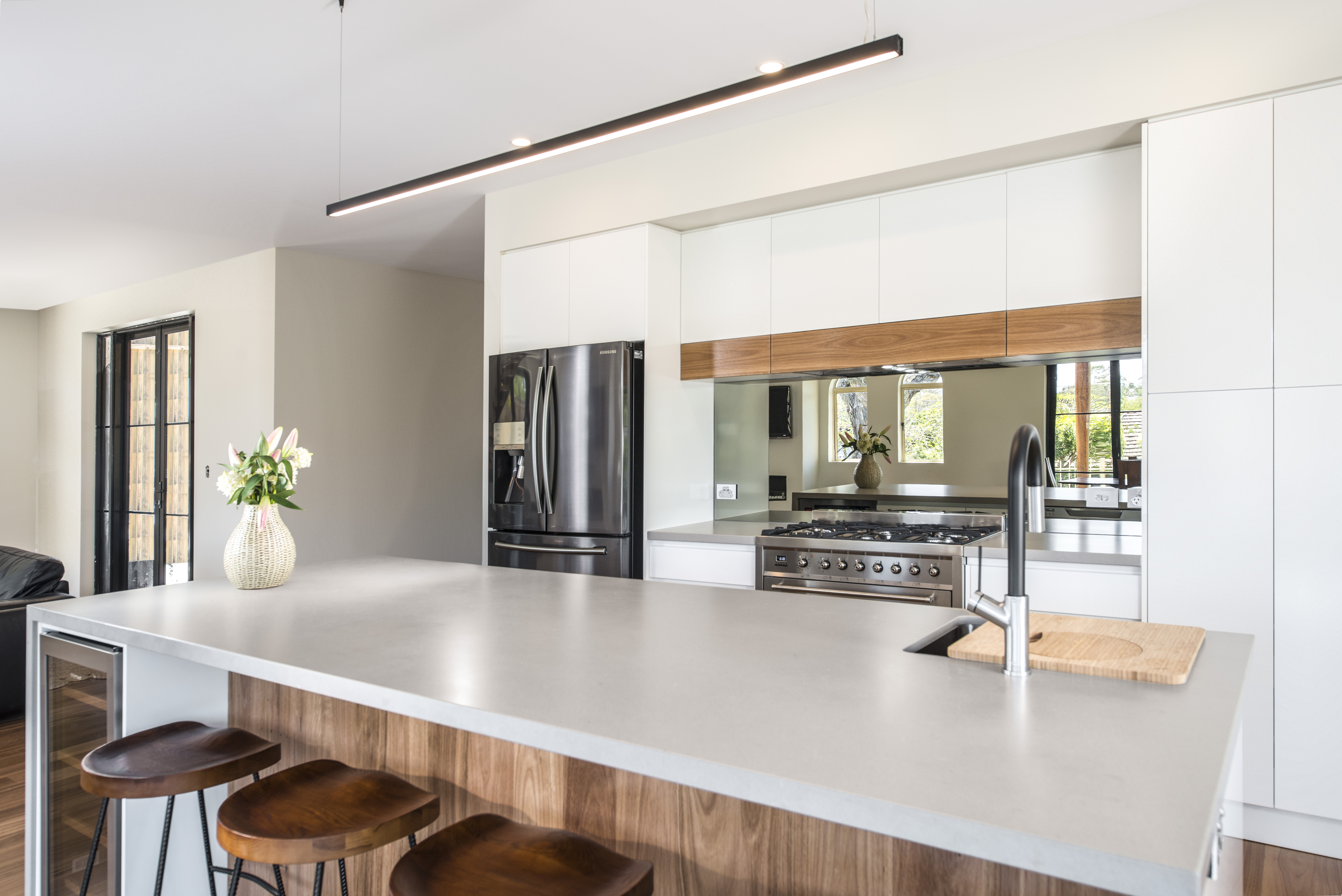 Kitchen Designs Gallery Kitchen Design And Inspiration Gallery  Wallspan Kitchens Adelaide