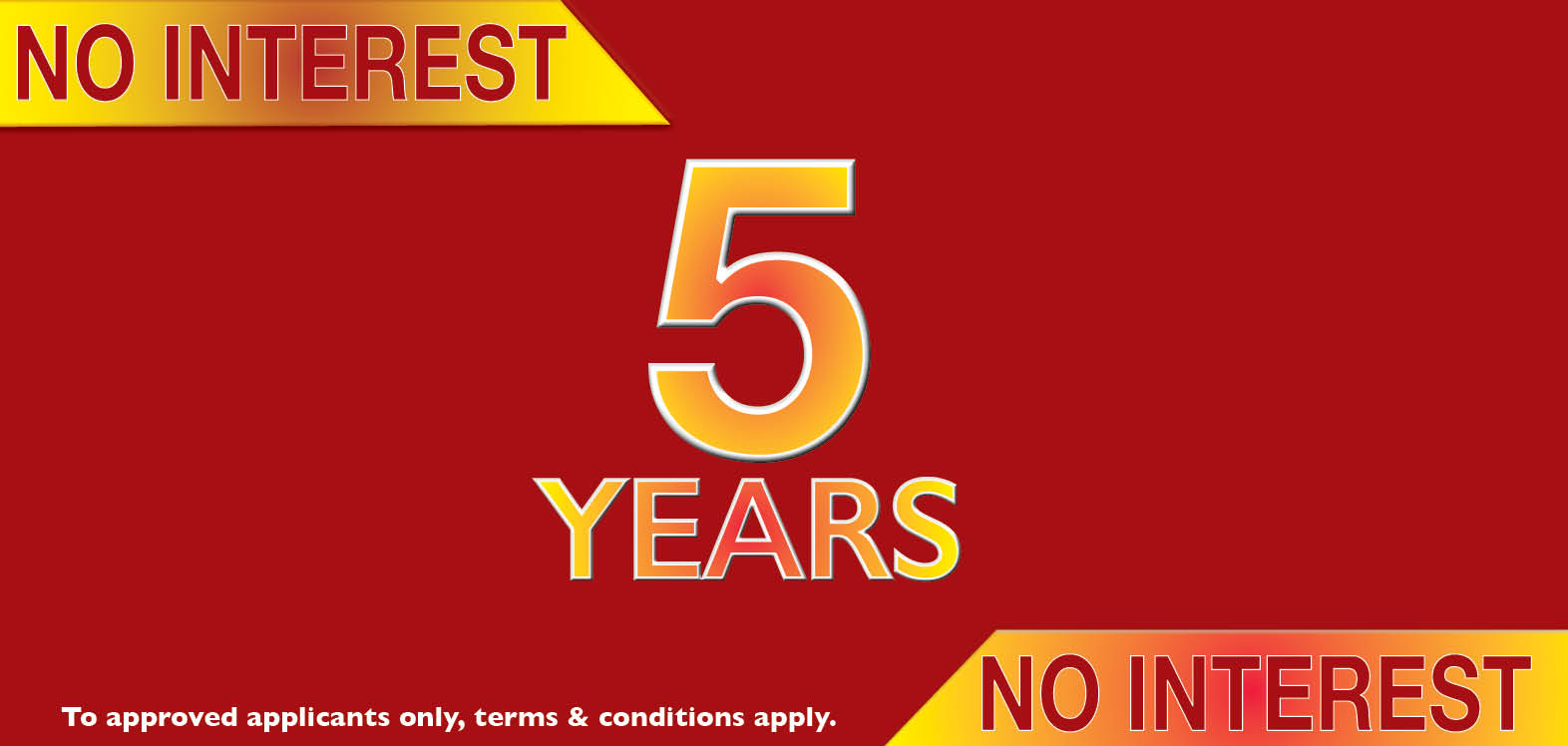 5 years interest free finance for Adelaide kitchens
