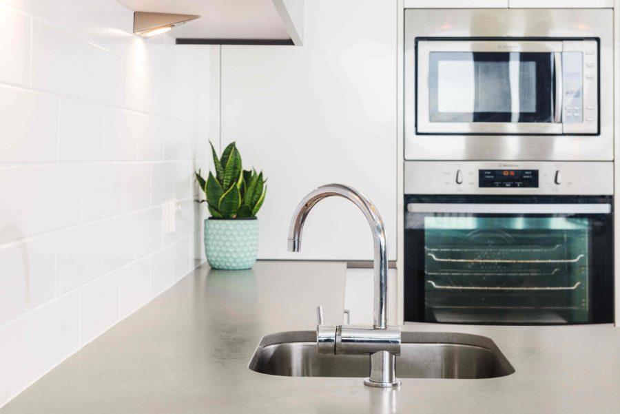 Apartment kitchen renovation - Wallspan Kitchens Adelaide