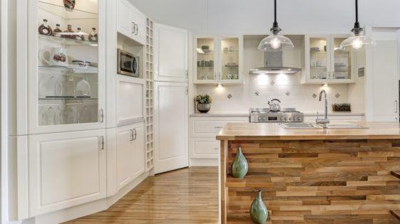 Shaker Style Kitchen Wallspan Kitchens Adelaide