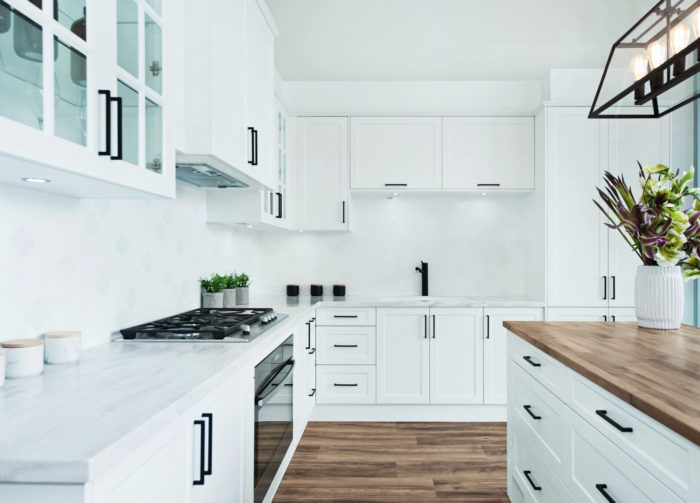 Hamptons Look Kitchen Design Wallspan Kitchens Adelaide