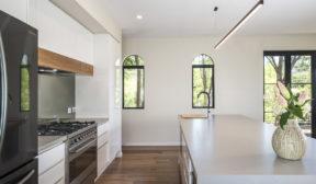 Modern Galley Kitchen Renovation Adelaide