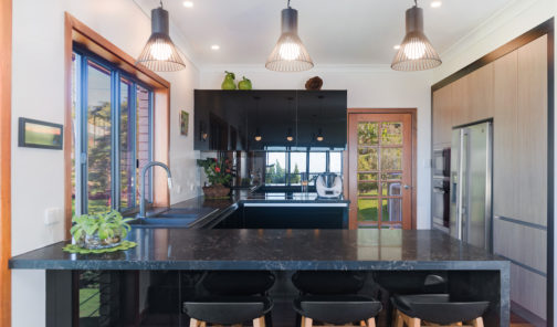 Black Kitchens Adelaide