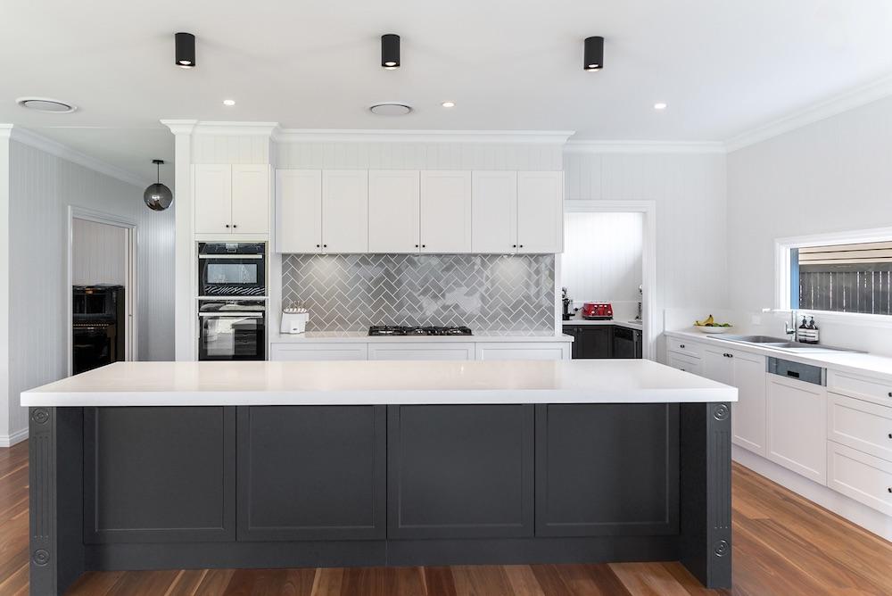 Kylie S Kitchen Renovation Wallspan